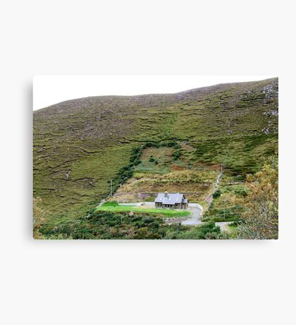 Irish Mountains Canvas Print