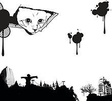 Cat God by AnthonyKnauf