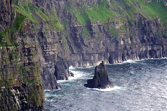 Cliffs of Moher, Clare, Ireland by CFoley