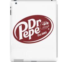 Dr Pepper Pepe iPad Case/Skin