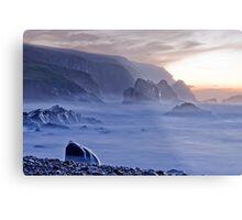 Port sundown glencolmcille Metal Print