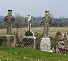 Old Irish Graveyard by CFoley