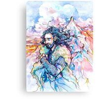 A King's Dream Canvas Print