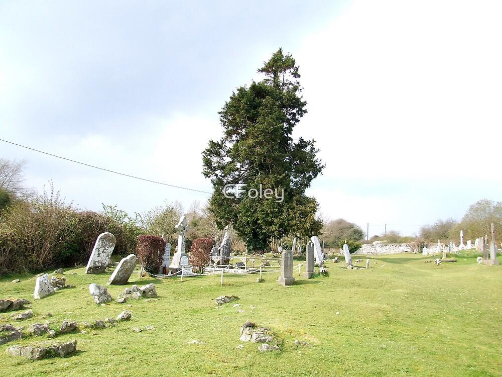 Irish Graveyard by CFoley