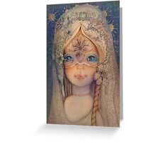 The Selkie Princess Greeting Card