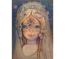 The Selkie Princess Photographic Print