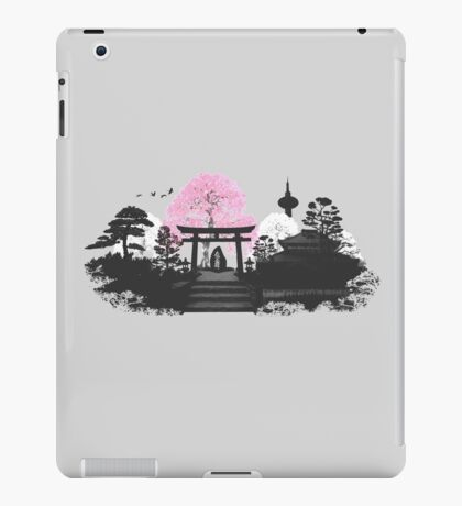 Sakura - Kyoto Japan iPad Case/Skin