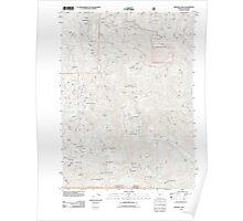 USGS Topo Map Oregon Oregon Caves 20110829 TM Poster