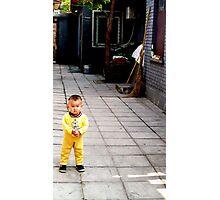 Beijing cutie Photographic Print