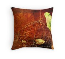 Lee Lee Ingram's 'buddy' Throw Pillow