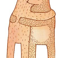 bear hug by jess