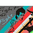 Fight or Flight by Aaron  Schilling