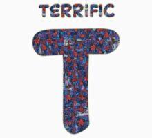 Alphabet - Terrific T T-Shirt