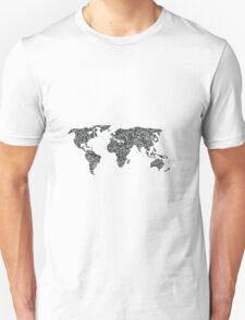 The World  T-Shirt