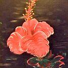 Hibiscus  by Garrett Nichols