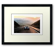 1955 Porsche 550 Spyder Framed Print