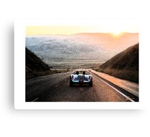 1955 Porsche 550 Spyder Canvas Print