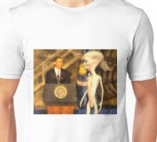 Alien President Unisex T-Shirt