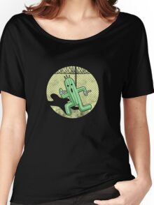 Escape from Cactuar Island- Final Fantasy Parody Women's Relaxed Fit T-Shirt