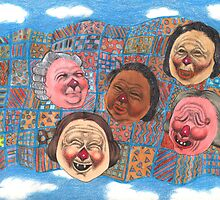Quilts by junkyardigan