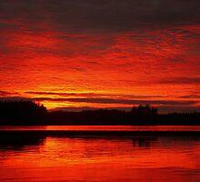 Firey Skies by Raiden1962