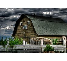 Isenhart Farm Photographic Print
