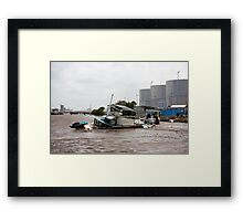 Rescue 4 Framed Print