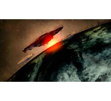 Invasion Earth by Raphael Terra Photographic Print