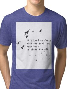 Florence and The Machine - Shake It Out Tri-blend T-Shirt