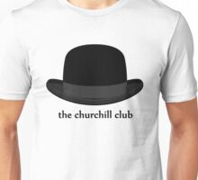 The Bowler Hat Unisex T-Shirt