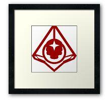Halo: Guardians - Fireteam OSIRIS Framed Print