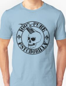 Pure Psychobilly - Black Stamp Unisex T-Shirt
