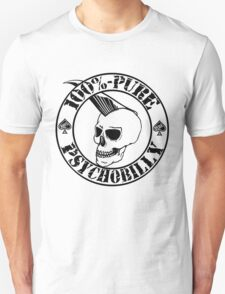Pure Psychobilly - Black Stamp T-Shirt