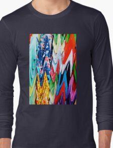 Paper Cranes 2 Long Sleeve T-Shirt