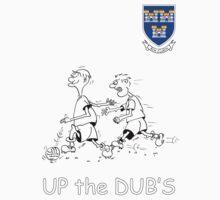 come on the DUBS Kids Tee