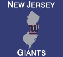 NEW JERSEY NEW YORK GIANTS by pravinya2809