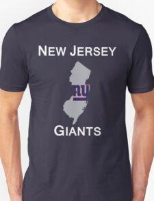 NEW JERSEY NEW YORK GIANTS T-Shirt