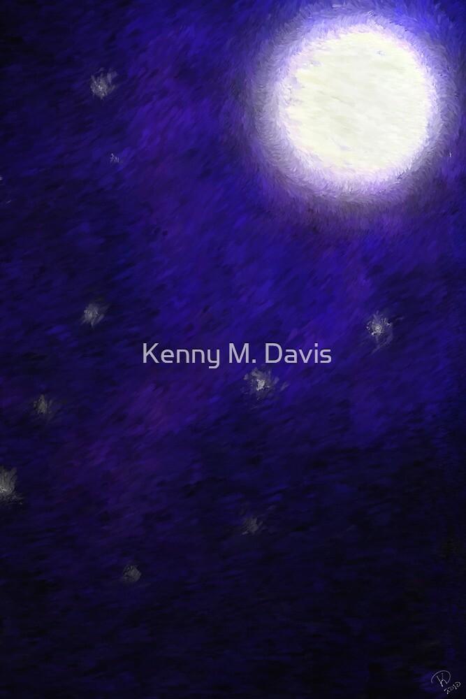 Star Struck (Impressionist) by Kenny M. Davis