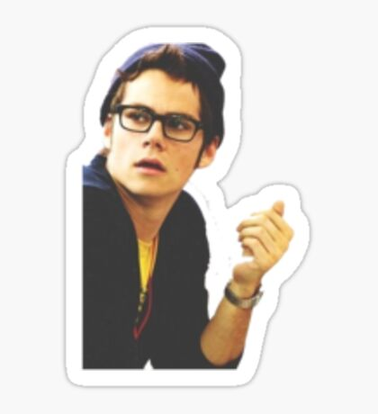 Dylan O'Brien Sticker