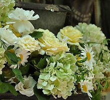 in case of flowers, gooramadda, rutherglen by Georgina James