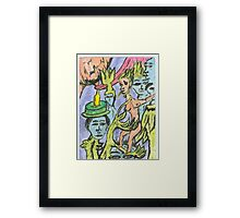 ecology-resized Framed Print
