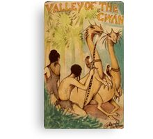 Valley Of The Gwan Canvas Print