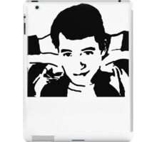Save Ferris Bueller iPad Case/Skin