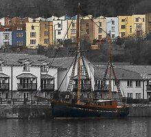 Sail under Colour by Susie Hawkins