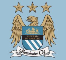 Manchester City FC by Cotza