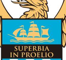 Manchester City FC Sticker