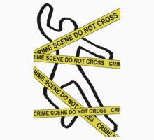 crime scene by tshart