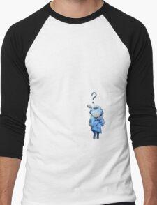 Banksy Lil Diver Men's Baseball ¾ T-Shirt