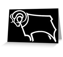 Derby County F.C. Greeting Card