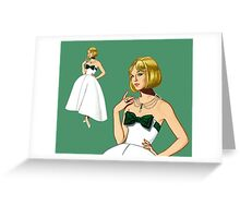 Emerald Greeting Card
